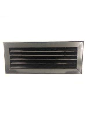 Air Vent – Black – 390mm x 130mm