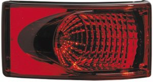 Red Stop/Tail Light – 2SB008805-027