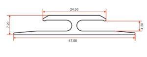 DIE 36456 – Panel Divider