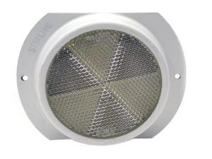 Steel Base – Clear Reflector – 76mm