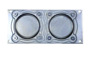 Double Licence Disc Holder