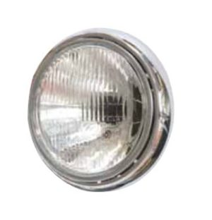 Headlamp – Without Parking Light -165mm