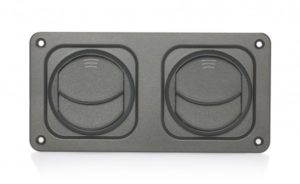 Double Air Vent Board – P234