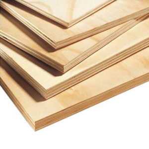 32mm Thick Pine Plywood 2440 x 1220