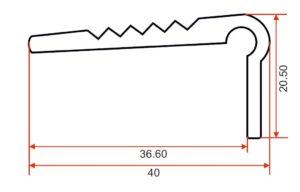 DIE 227 (35639) – Step Beading
