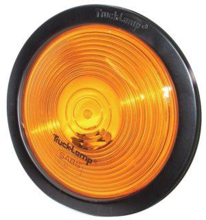 Amber Truck Lamp Sealed -12v