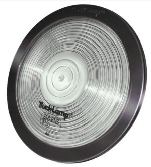 Clear Truck Lamp Sealed -12v