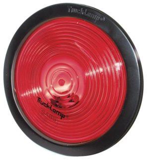 Red Truck Lamp Sealed -12v