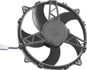280mm Diameter 12v SPAL FAN (VA26-AP50/C-44A)